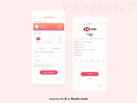 Payment Screen UI