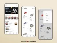 Fish E-commerce App