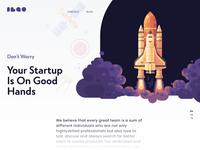 Ilao Creative Agency — UI Exploration