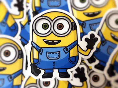 Stickers | Bob The Minion