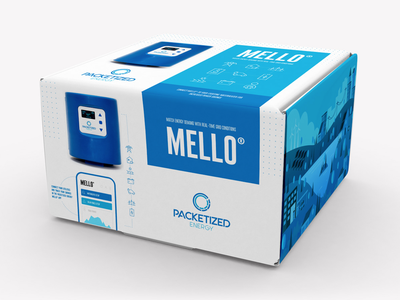 Product Packaging vermont illustration uiux icons packaging blue
