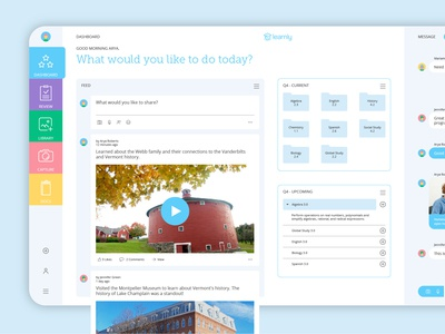 Learnly Web App