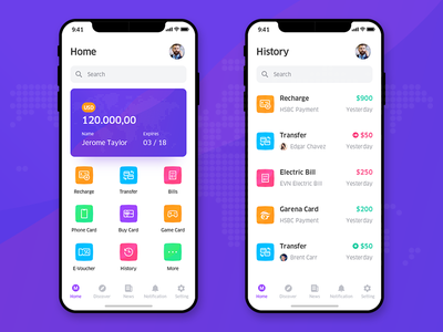 MasonPay - iPhone X bank card iphonex rubinguyen rubi pay wallet