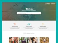 Weluma Homepage