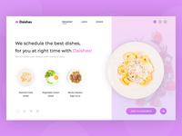 FoodApp-Landing Page