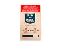 Frank and Earnest Crafted Coffee
