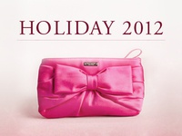 Fashion Project: Holiday 2012