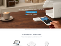 Square + Apple Pay