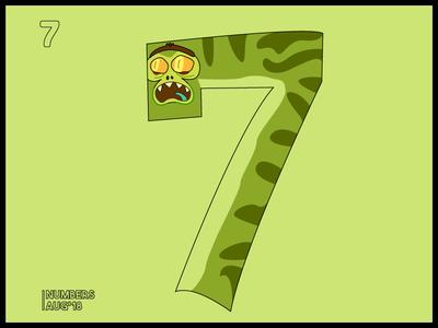 7 snake