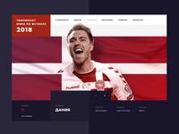 World Cup 2018 - Slider