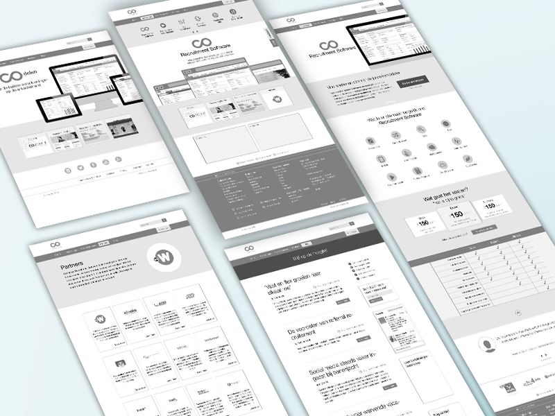Wireframing wireframe