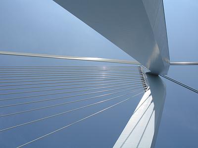 Rotterdam picture rotterdam bridge