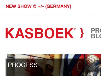 KASBOEKcollectief - I ui website