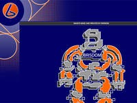 First Portfolio Site - 2002