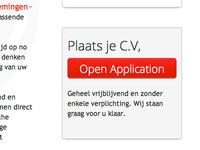 Open Sans, Widget button