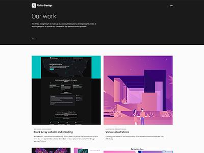 New website launch 👏🙌 illustration landing page animated website web design website