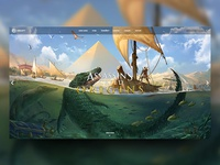 AC Origins landing page