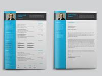 Resume + Coverletter