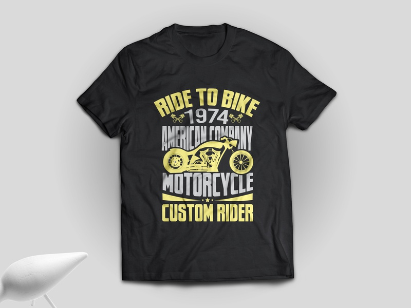 T Shirt t shirt for boy motorcycle tshirt bike tshirt bike ride logo tshirt graphics tshirt design tishirt graphic design
