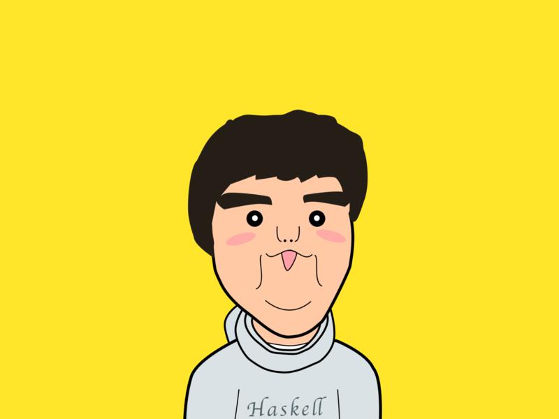 Tatsuya profile illustration icon