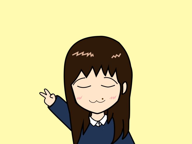 Rina illustration profile icon