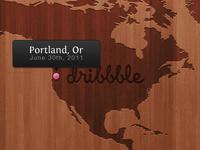 Dribbble Portland