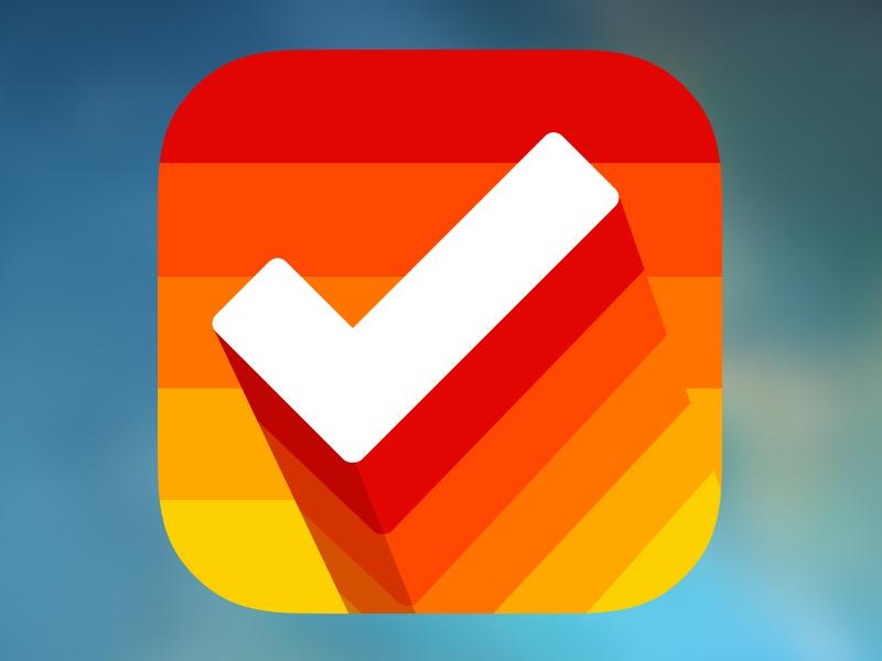 Clear (icon) for iOS 7 clear ios ios7 flat icon ui realmac tick todo done check troll