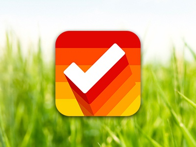 Clear icon for iPhone iphone realmac clear icon check todo task
