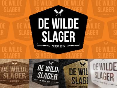 Logo De Wilde Slager