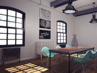 WIP 3D Interior
