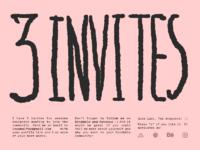 Invites 4
