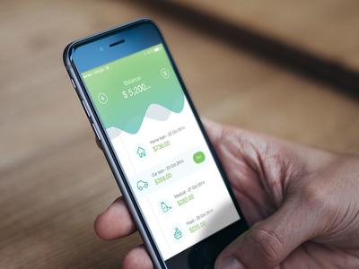 Money manager App!