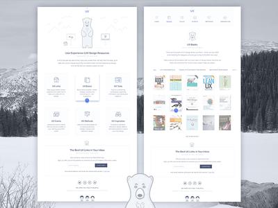 UX Design Resources