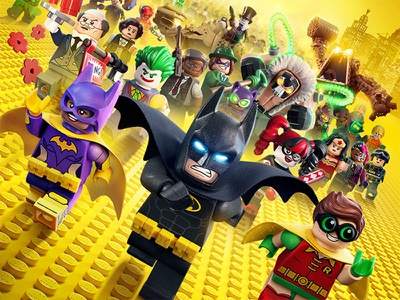 THE LEGO BATMAN MOVIE Theatrical Website movie theatrical js html responsive web