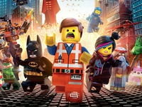 THE LEGO MOVIE Website & Games