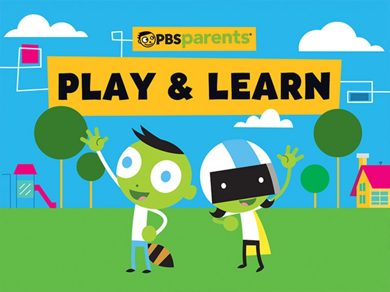 PBS Parents Play & Learn App pbs kids game app mobile educational