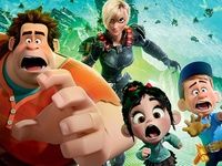 Wreck-It Ralph Theatrical Website