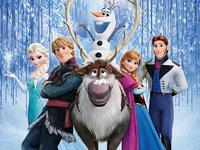 Frozen Theatrical Website