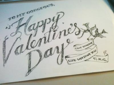 Valentine for Jess