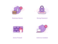 Secure resource psd download illustration free file sketch