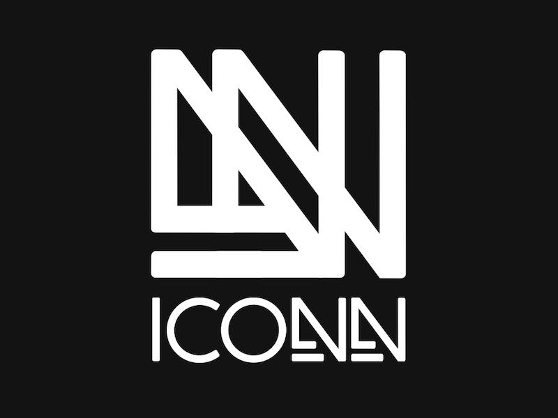 "Iconn Branding ""The Crown"" iconn brand identity"