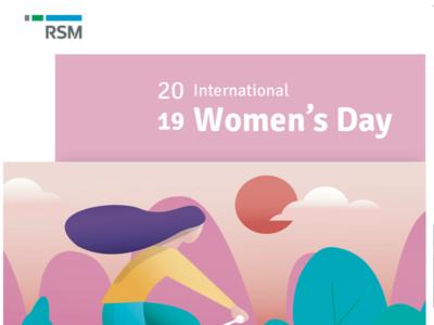 International Women's Day 2019 design adobe illustrator poster illustration