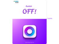 Switch OFF - RSM