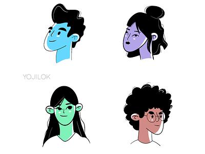 Profile Facets