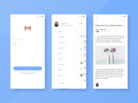 Gmail redesign—— 1