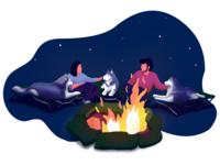 practice1—— bonfire