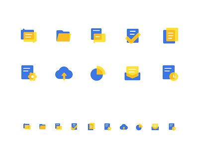 Icon yellow 向量 icon 草图 插图 颜色 设计 蓝色 ui