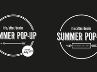 Life After Denim - Pop-up Shop