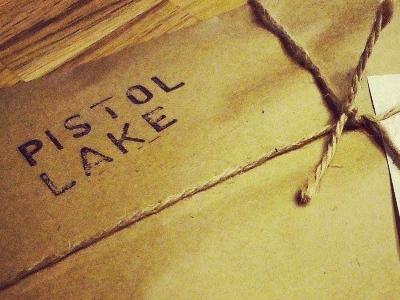 Pistol Lake Packaging