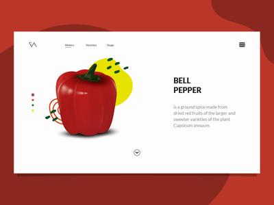 Paprika Landing Page